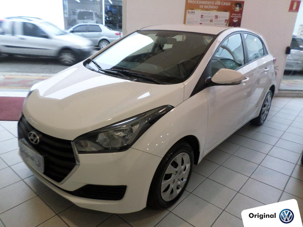 HYUNDAI HB20 2017 - 1.6 COMFORT PLUS 16V FLEX 4P MANUAL
