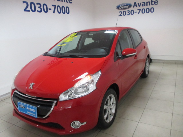 PEUGEOT 208 2015 - 1.5 ACTIVE PACK 8V FLEX 4P MANUAL