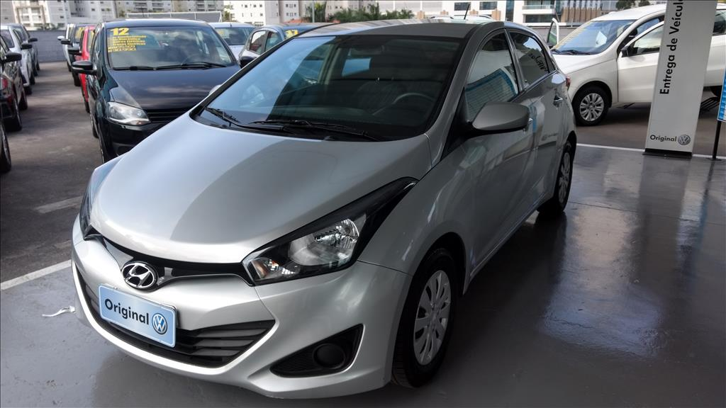 HYUNDAI HB20 2015 - 1.0 COMFORT 12V FLEX 4P MANUAL
