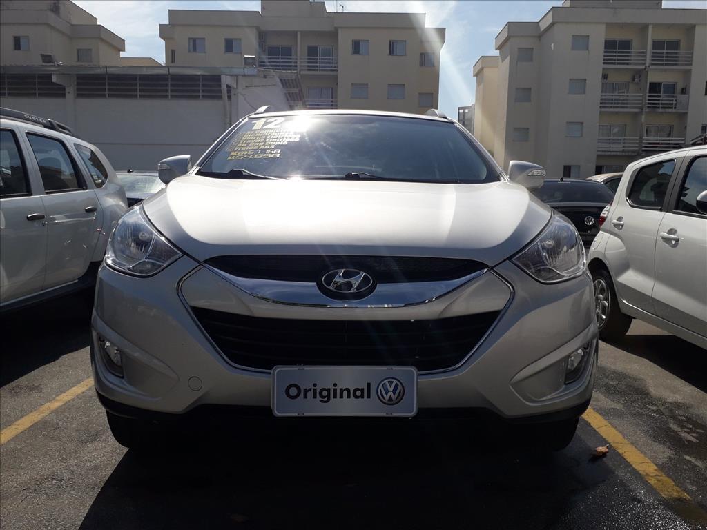 HYUNDAI IX35 2012 - 2.0 MPI 4X2 16V GASOLINA 4P AUTOMÁTICO
