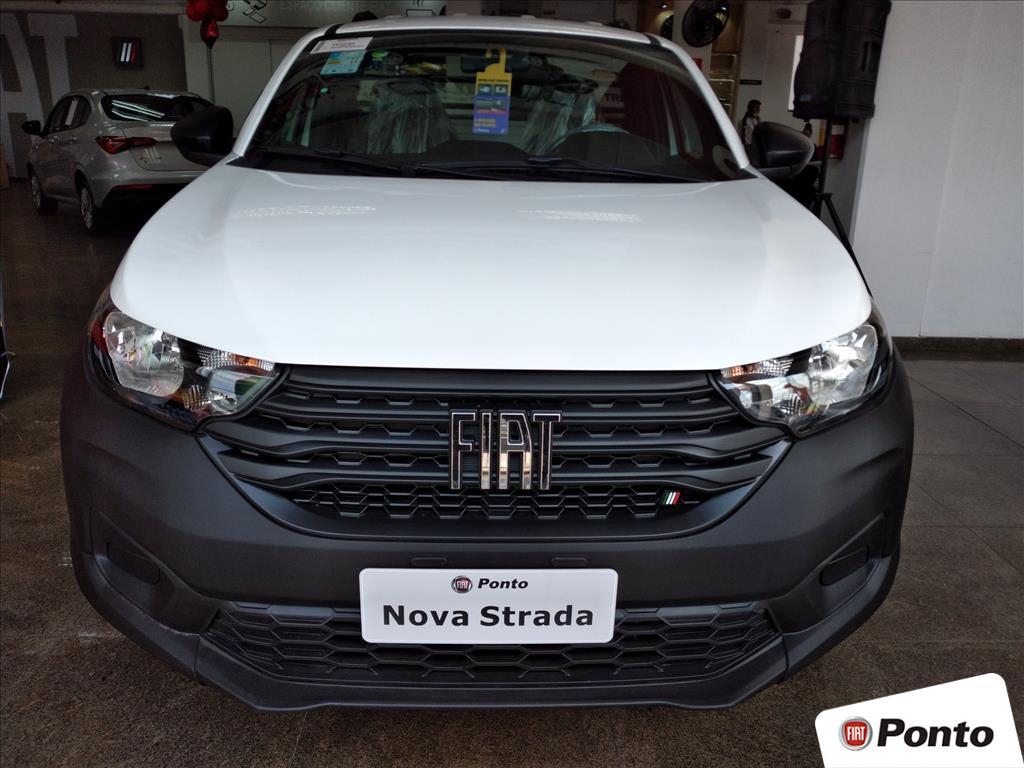 FIAT STRADA 2021 - 1.4 FIRE FLEX ENDURANCE CS MANUAL
