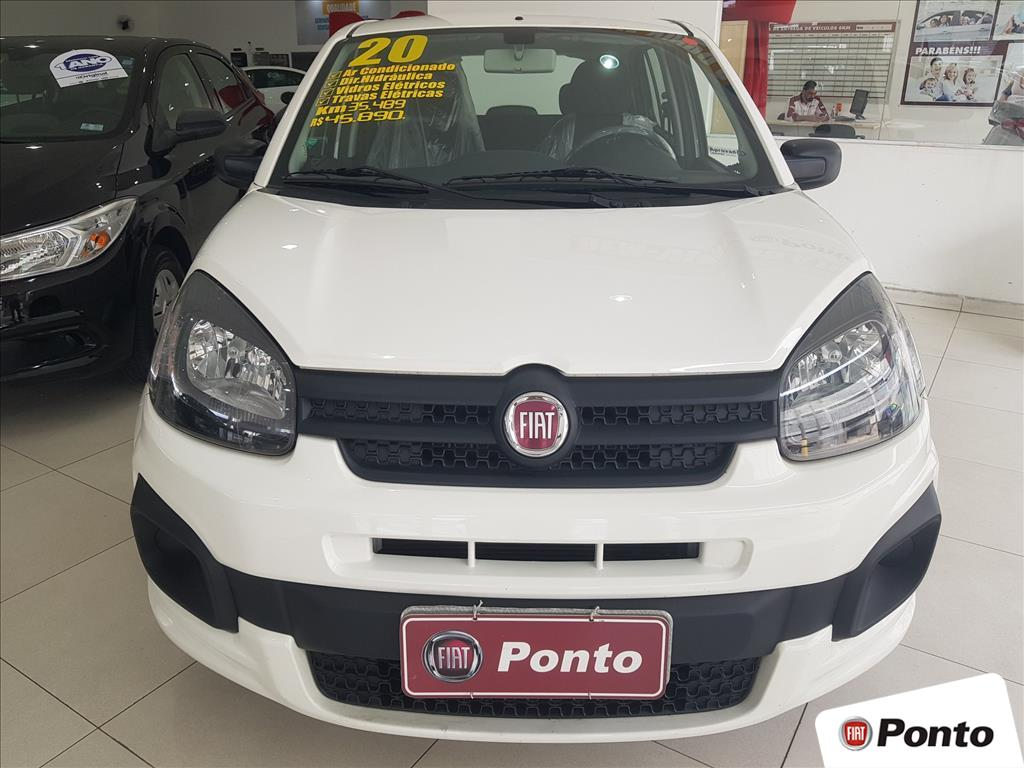 FIAT UNO 2020 - 1.0 FIRE FLEX ATTRACTIVE MANUAL