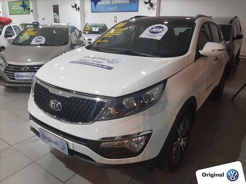 KIA SPORTAGE 2016 - 2.0 EX 4X2 16V FLEX 4P AUTOMÁTICO