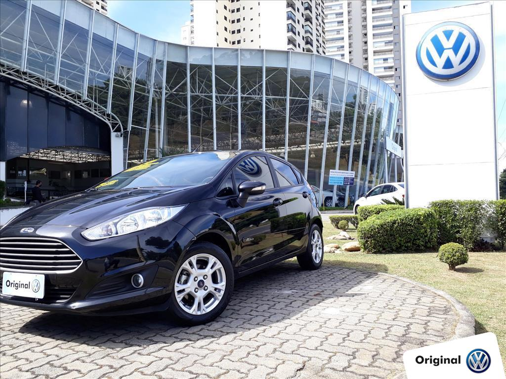 FORD FIESTA 2015 - 1.5 SE HATCH 16V FLEX 4P MANUAL