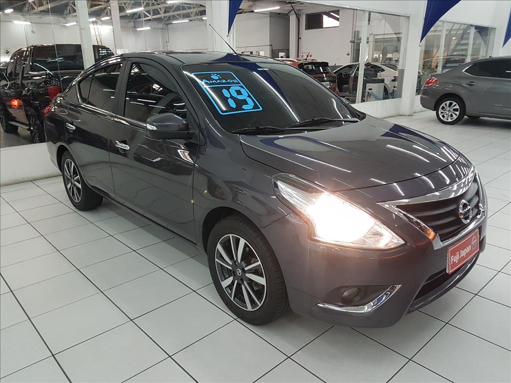 Image Nissan-Versa-1.6 16v Flexstart Sl 4p Xtronic-744486