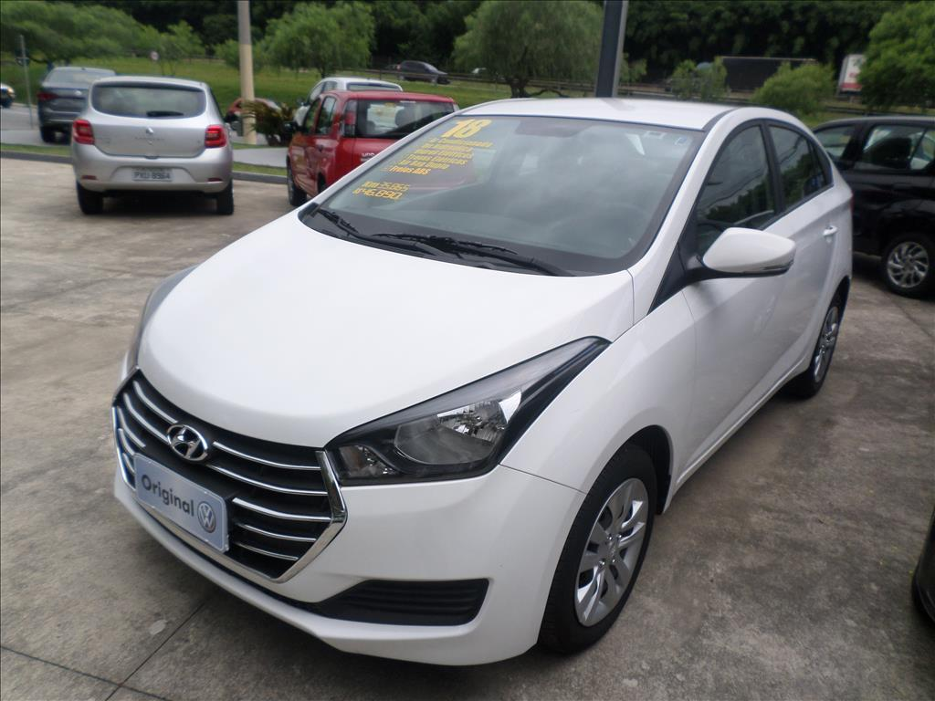HYUNDAI HB20S 2018 - 1.0 COMFORT PLUS 12V FLEX 4P MANUAL