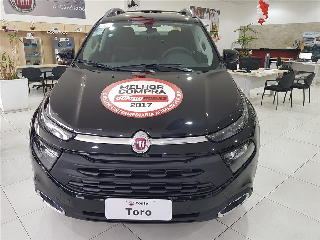 FIAT TORO 2019 - 1.8 16V EVO FLEX FREEDOM AUTOMÁTICO
