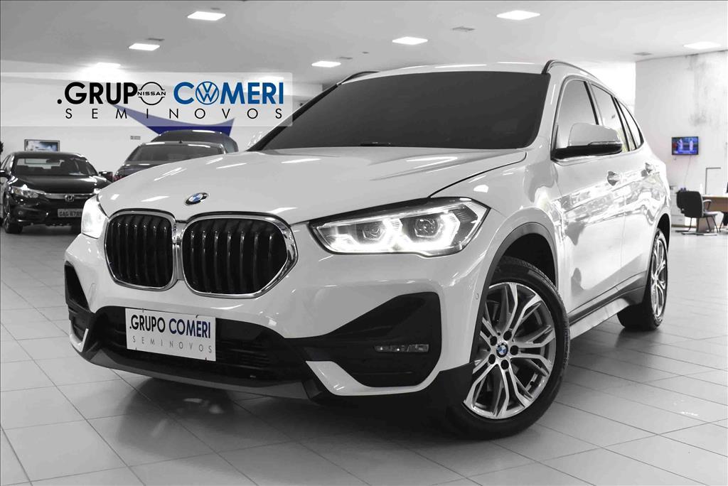 Seminovos certificados BMW X1 2.0 16V TURBO ACTIVEFLEX SDRIVE20I 4P AUTOMÁTICO