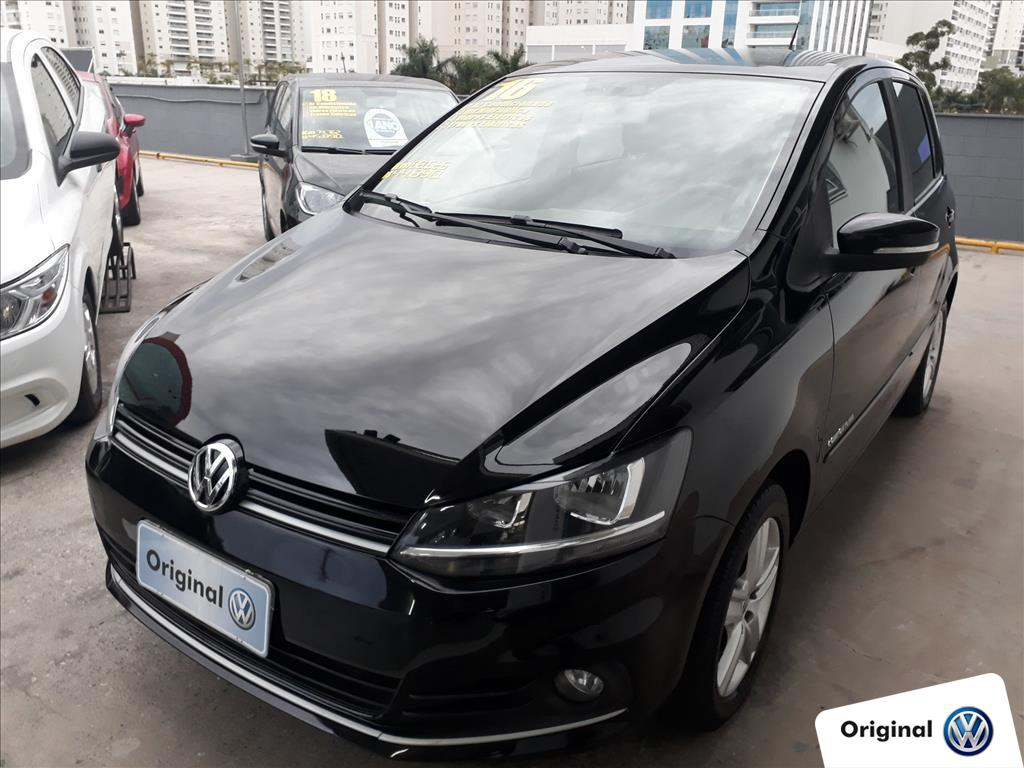 VOLKSWAGEN FOX 2016 - 1.6 MSI COMFORTLINE 8V FLEX 4P MANUAL