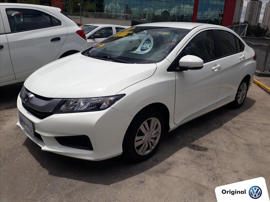 HONDA CITY 2017 - 1.5 DX 16V FLEX 4P AUTOMÁTICO