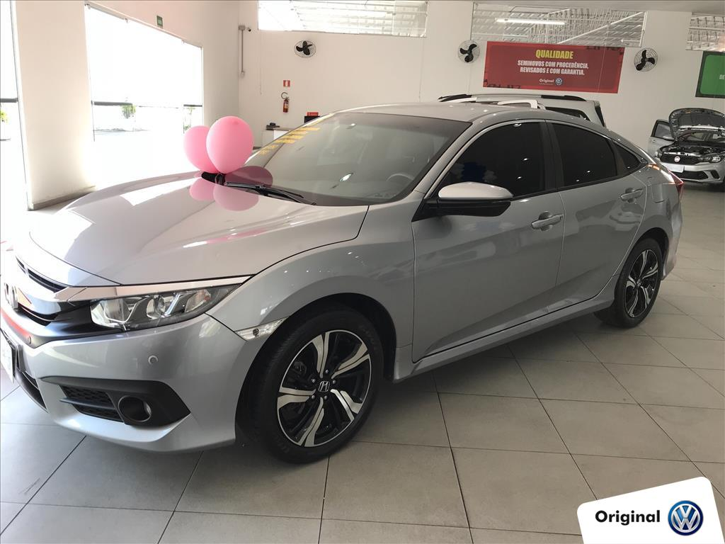 HONDA CIVIC 2018 - 2.0 16V FLEXONE EXL 4P CVT