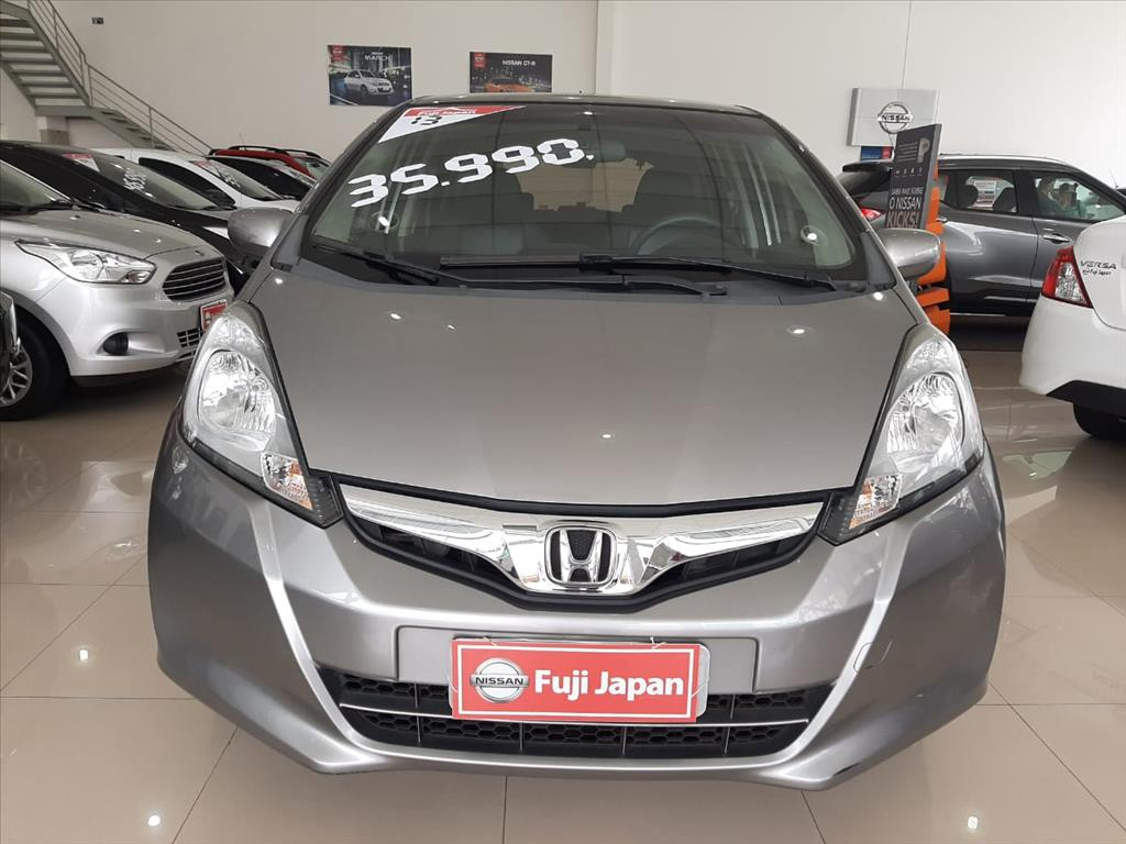 Image Honda-Fit-1.4 Lx 16V Flex 4P Manual-481072