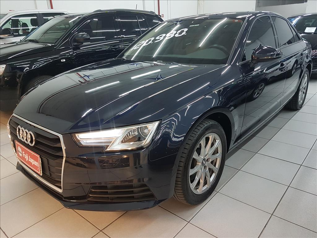 Audi-A4-2.0 Tfsi Attraction Gasolina 4P S Tronic-391654