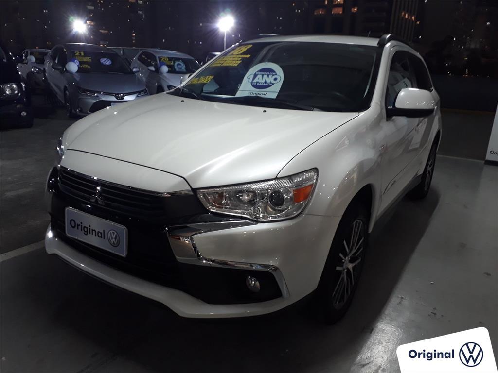 MITSUBISHI ASX 2018 - 2.0 4X2 16V FLEX 4P AUTOMÁTICO