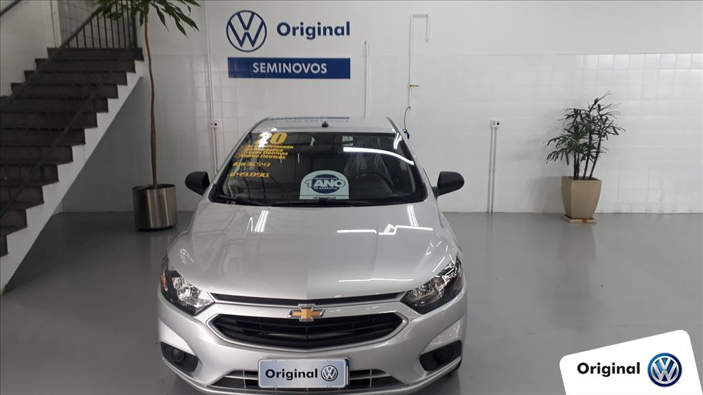 CHEVROLET ONIX 2020 - 1.0 MPFI JOY 8V FLEX 4P MANUAL