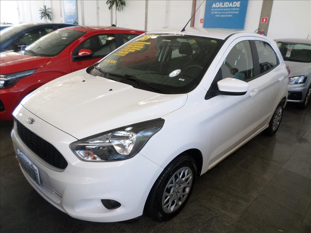 FORD KA 2018 - 1.0 SE PLUS 12V FLEX 4P MANUAL