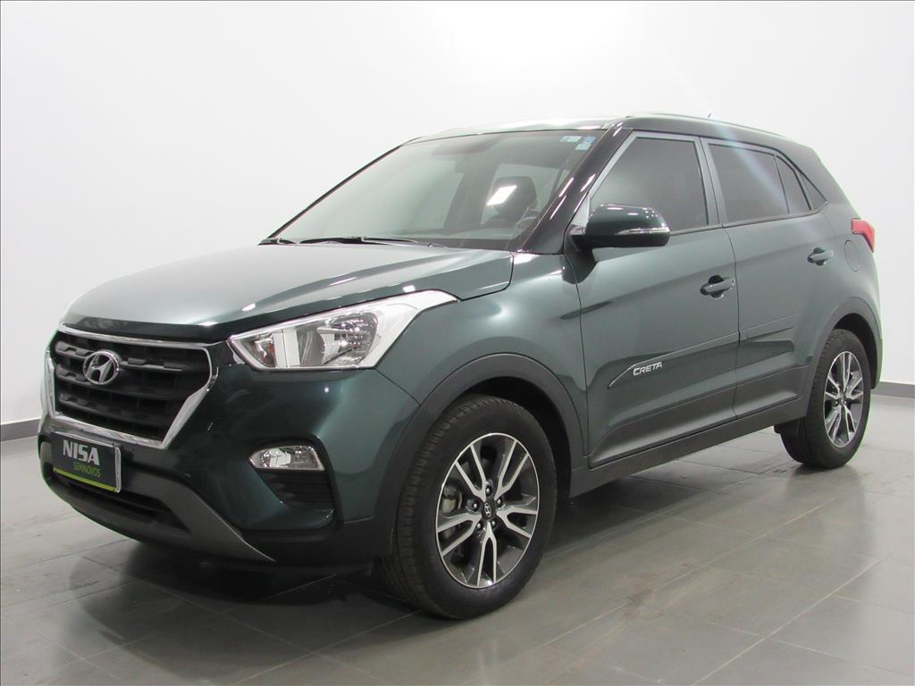 Image Hyundai - Creta - 1.6 16v Flex Pulse Plus Automático