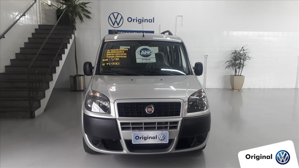FIAT DOBLÒ 2020 - 1.8 MPI ESSENCE 7L 16V FLEX 4P MANUAL