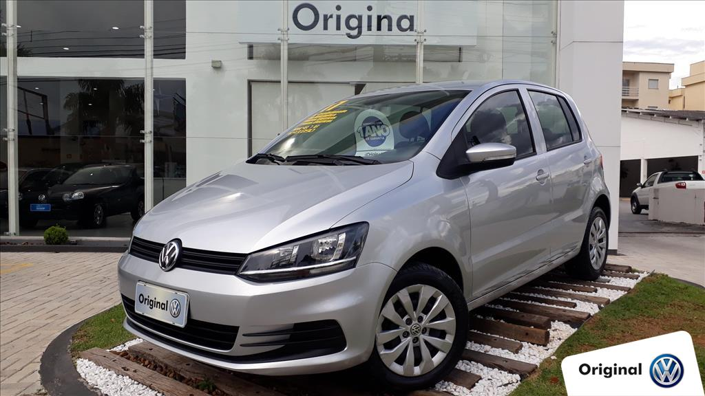 VOLKSWAGEN FOX 2017 - 1.6 MSI TRENDLINE 8V FLEX 4P MANUAL