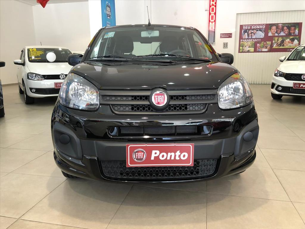 FIAT UNO 2019 - 1.0 FIRE FLEX ATTRACTIVE MANUAL