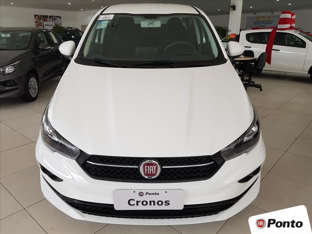 FIAT CRONOS 2020 - 1.3 FIREFLY FLEX DRIVE MANUAL
