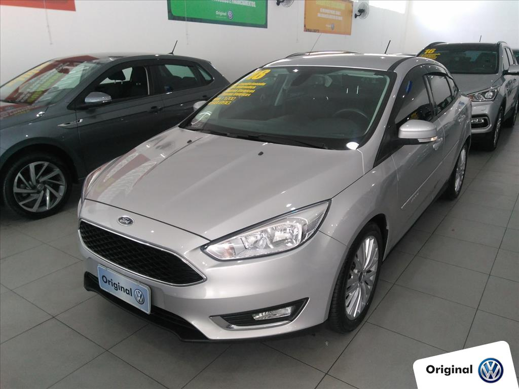 FORD FOCUS 2018 - 2.0 SE FASTBACK 16V FLEX 4P POWERSHIFT