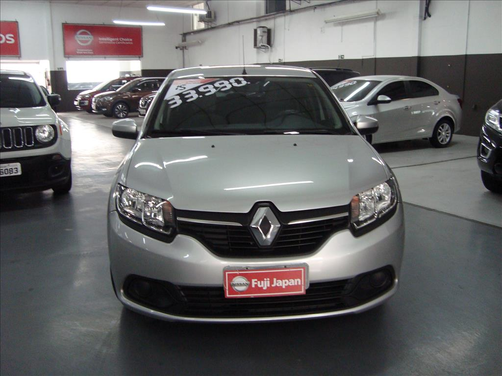 Image Renault-Logan-1.6 Expression 8V Flex 4P Manual-490303