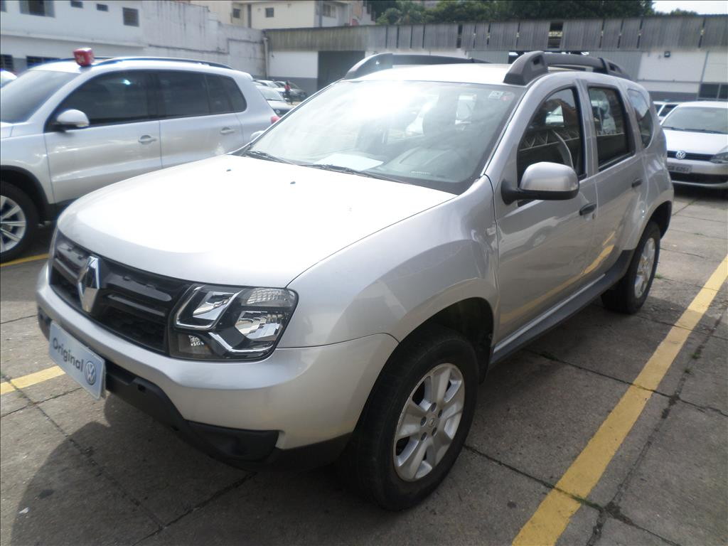 RENAULT DUSTER 2017 - 1.6 EXPRESSION 4X2 16V FLEX 4P MANUAL