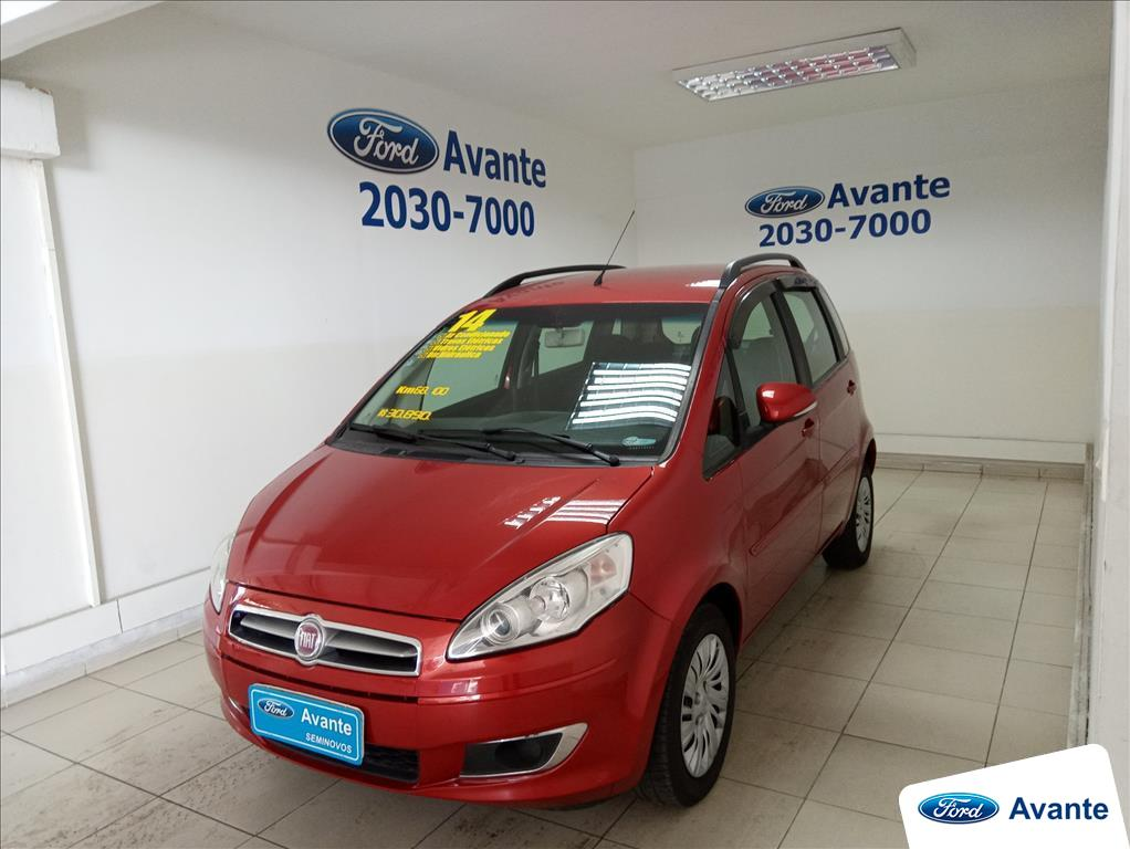 FIAT IDEA 2014 - 1.4 MPI ATTRACTIVE 8V FLEX 4P MANUAL