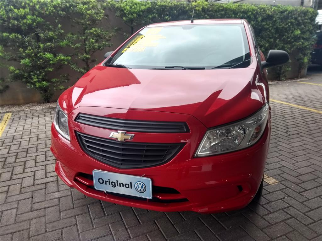 CHEVROLET ONIX 2015 - 1.0 MPFI LS 8V FLEX 4P MANUAL