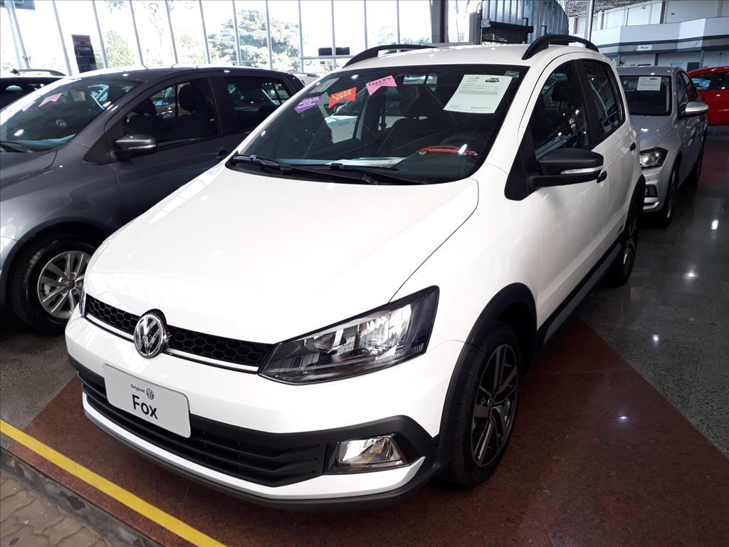 VOLKSWAGEN FOX 2020 - 1.6 MSI TOTAL FLEX XTREME 4P MANUAL