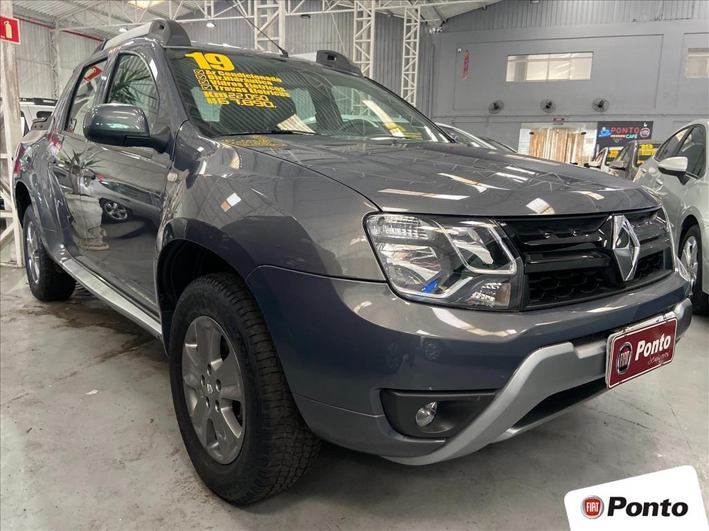 RENAULT DUSTER OROCH 2019 - 2.0 16V HI-FLEX DYNAMIQUE AUTOMÁTICO