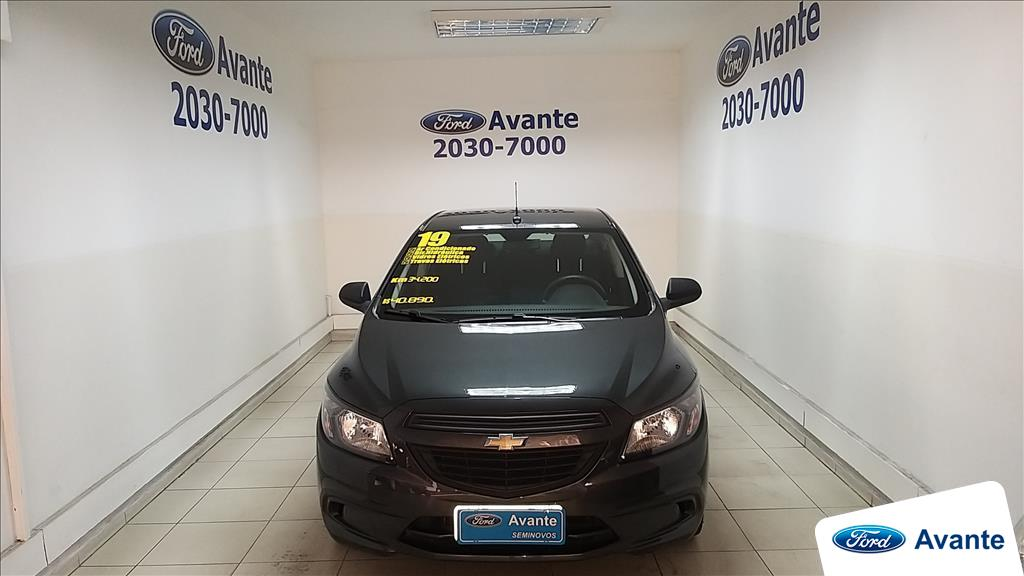 CHEVROLET PRISMA 2019 - 1.0 MPFI JOY 8V FLEX 4P MANUAL