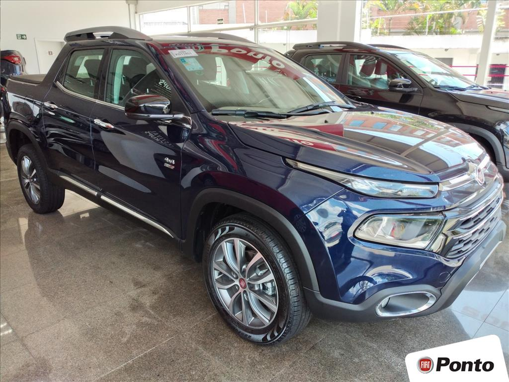 FIAT TORO 2020 - 2.0 16V TURBO DIESEL VOLCANO 4WD AUTOMÁTICO