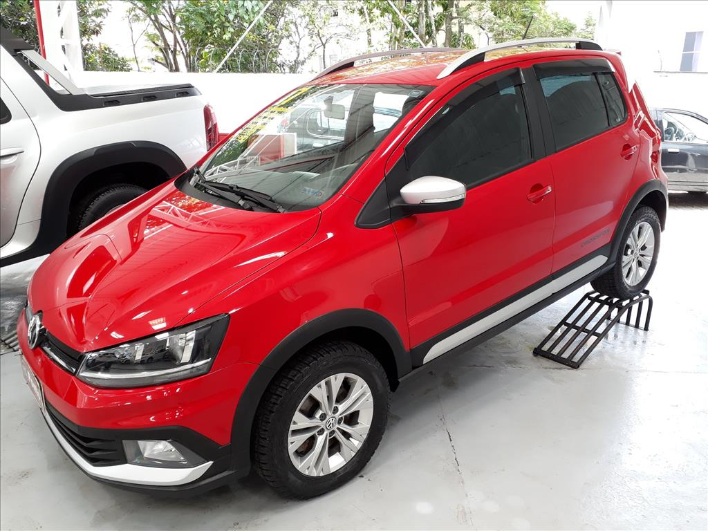 VOLKSWAGEN CROSSFOX 2017 - 1.6 MSI FLEX 16V 4P MANUAL