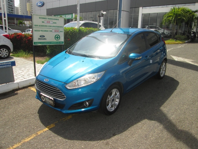 FIESTA 1.6 SE HATCH 16V FLEX 4P POWERSHIFT Flex