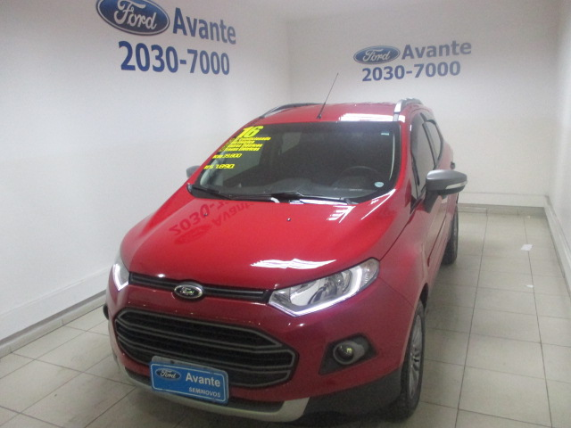 FORD ECOSPORT 2016 - 1.6 FREESTYLE 16V FLEX 4P MANUAL