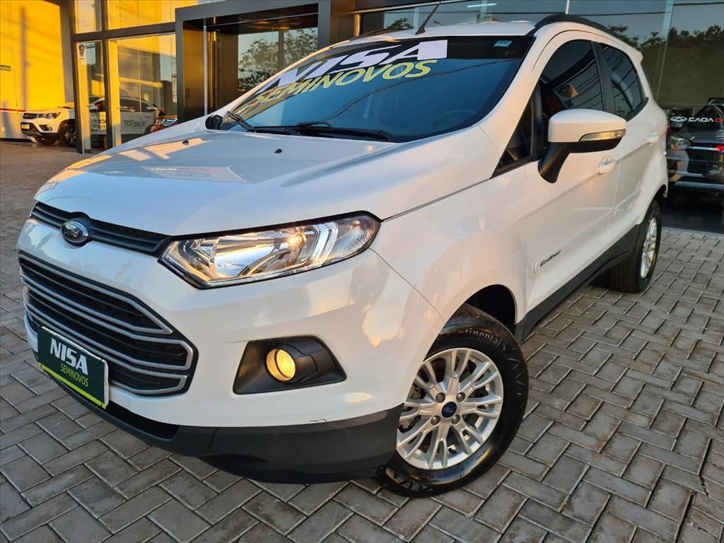 Image Ford-Ecosport-1.6 Se 16v Flex 4p Manual-999991