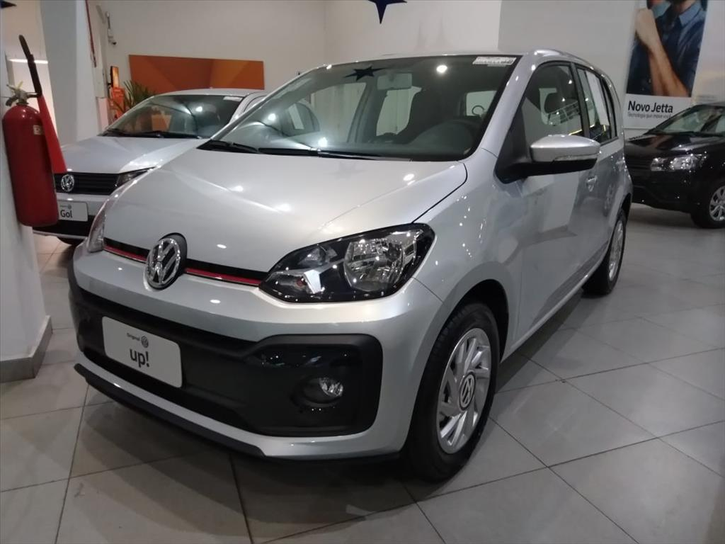VOLKSWAGEN UP 2020 - 1.0 170 TSI TOTAL FLEX CONNECT 4P MANUAL