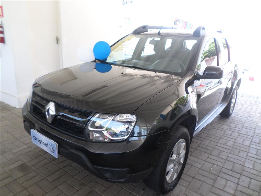 RENAULT DUSTER 2018 - 1.6 16V SCE FLEX DYNAMIQUE MANUAL