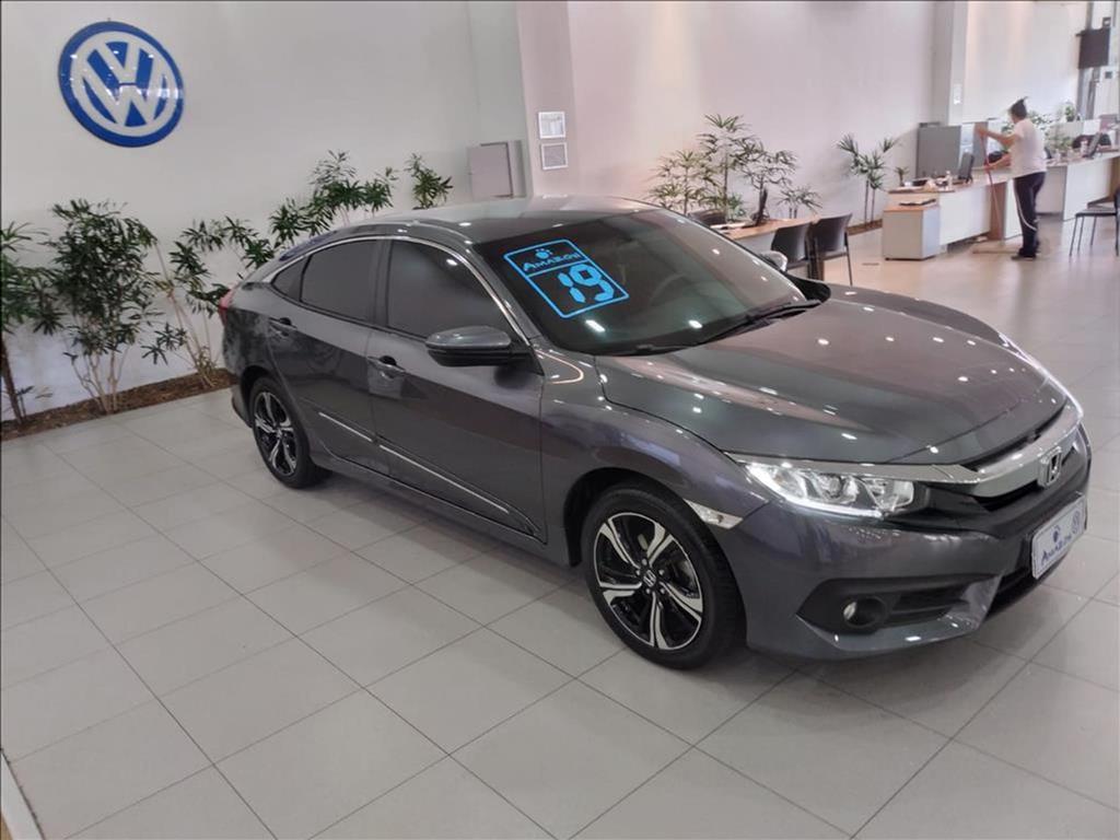 Image Honda - Civic - 2.0 16v Flexone Ex 4p Cvt