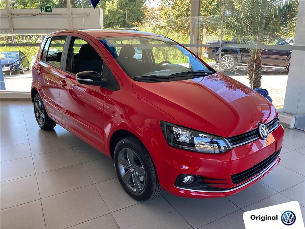 VOLKSWAGEN FOX 2020 - 1.6 MSI TOTAL FLEX CONNECT 4P MANUAL