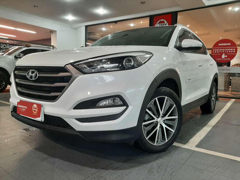 Image Hyundai-Tucson-1.6 16v T-Gdi Gasolina Gl Ecoshift-887351