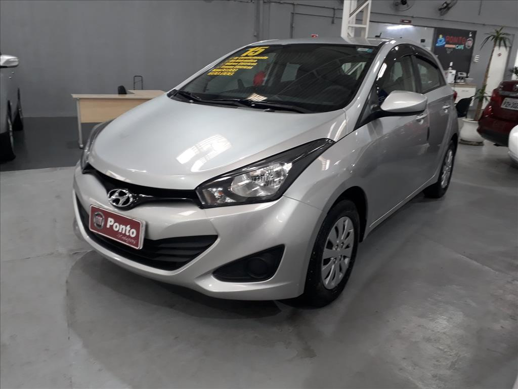 HYUNDAI HB20 2015 - 1.6 COMFORT PLUS 16V FLEX 4P MANUAL