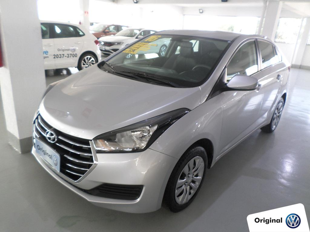HYUNDAI HB20S 2016 - 1.0 COMFORT PLUS 12V FLEX 4P MANUAL