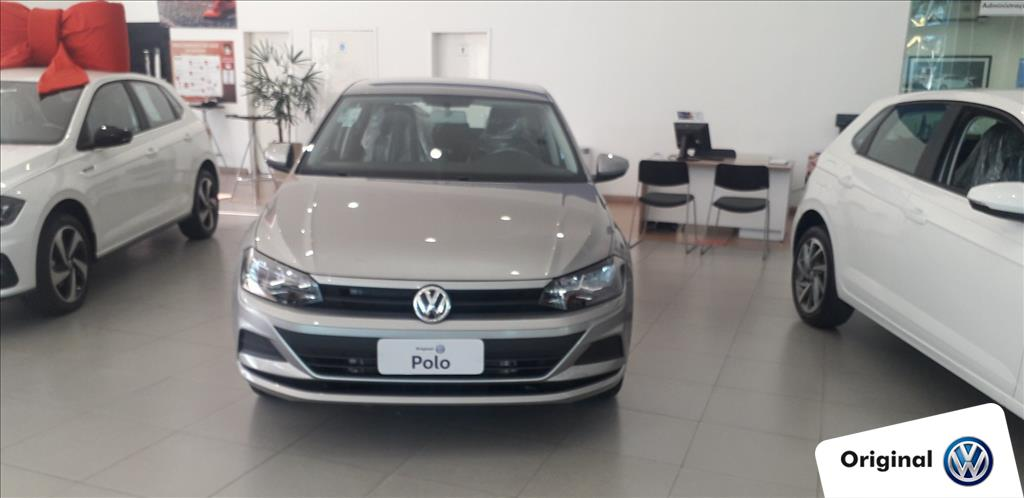 VOLKSWAGEN POLO 2020 - 1.6 MSI TOTAL FLEX MANUAL
