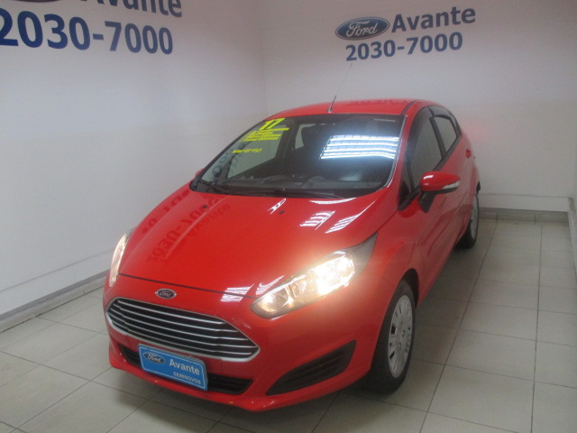 FORD FIESTA 2017 - 1.6 SE HATCH 16V FLEX 4P MANUAL