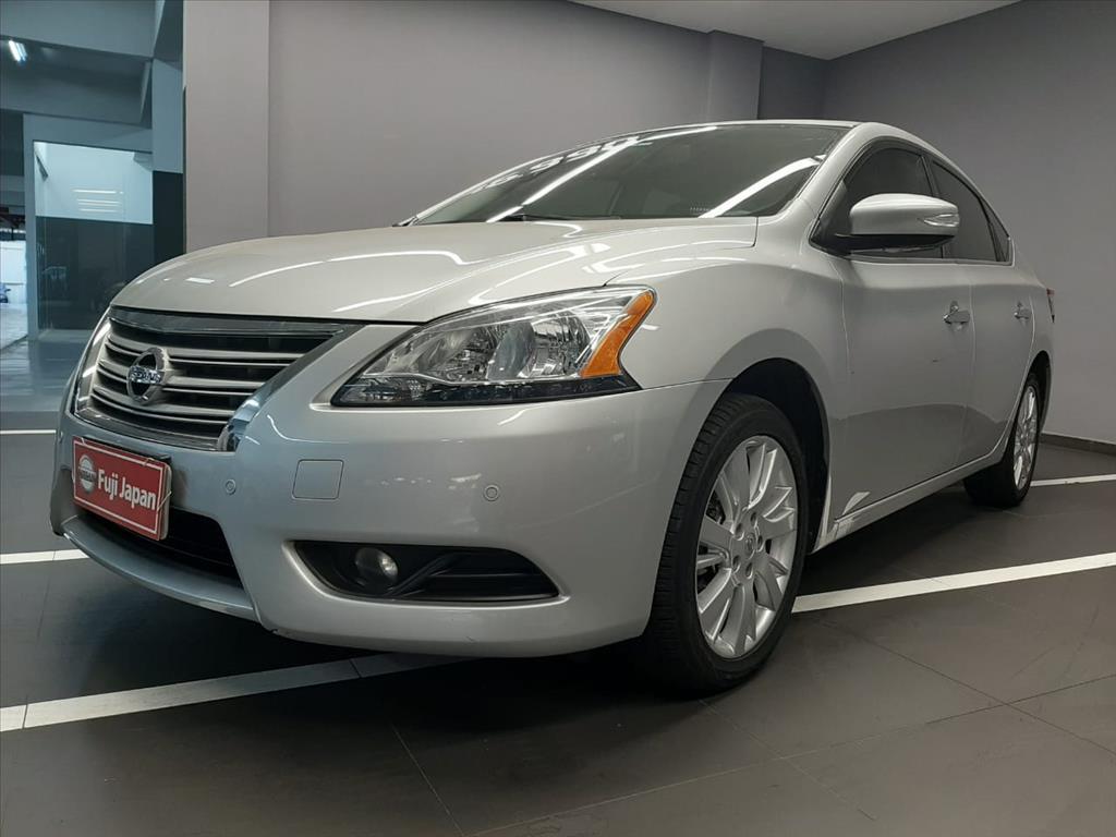 Image Nissan-Sentra-2.0 Sl 16V Flex 4P Automático-625740