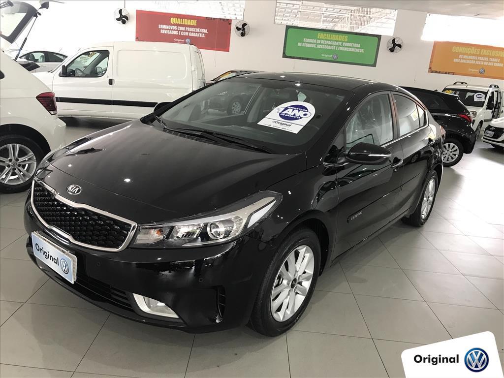 KIA CERATO 2019 - 1.6 SX 16V FLEX 4P AUTOMÁTICO