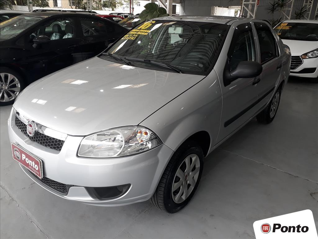 FIAT SIENA 2016 - 1.4 MPI EL 8V FLEX 4P MANUAL